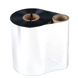 110mm x 450m Thermal Transfer Near-edge Wax/Resin Barcode Ribbon