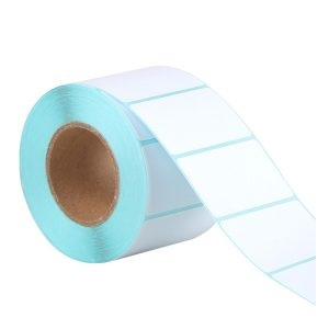 50mm x 30mm Self Adhesive Direct Thermal Blank Labels -700/Roll