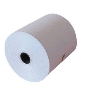 76mm x 70mm Single Ply Bond Paper Rolls