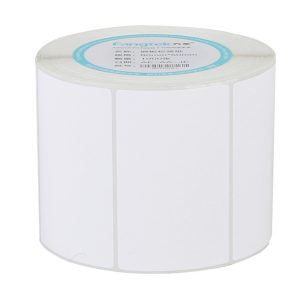 80mm x 50mm Self Adhesive Direct Thermal Blank Labels -500/Roll