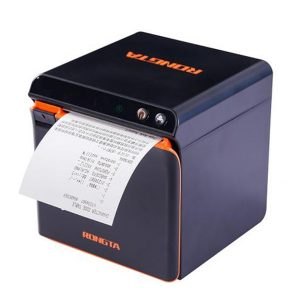 ACE H1 80mm Thermal Receipt Printer – Black/Orange