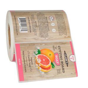 Shampoo & Soap Labels