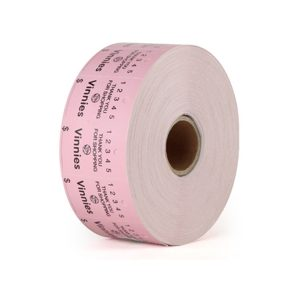 Clothing Hang Tag Labels – Pink