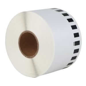 50mm x 30.48m – DK22223 Compatible for Brother QL Label Printers