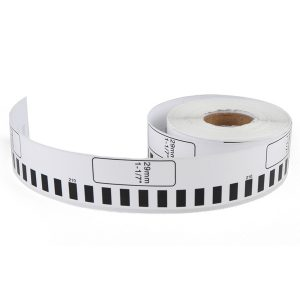 29mm x 30.48m – Thermal Label DK-22210 Compatible for Brother QL Label Printers