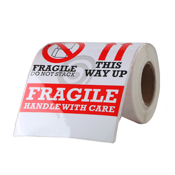 This Way Up Handle Fragile Do Not Stack Warning Labels For Shipping