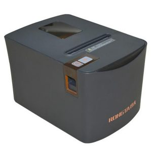 RP331 80mm Thermal Receipt Printer – Black
