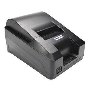 RP58A 58mm Thermal Receipt Printer – Black