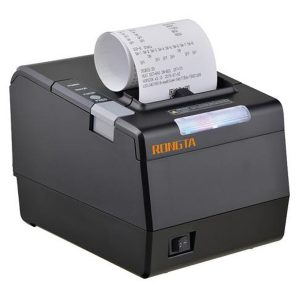 RP850 80mm Thermal Receipt Printer – Black