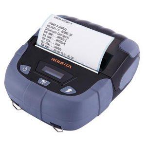 RPP320 Portable Label Printer – Black/Blue