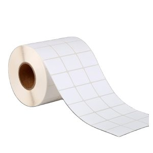 30mm x 20mm – Blank PP Synthetic Thermal Transfer Labels Roll