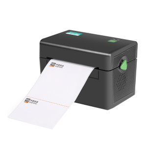 Soonmark SMK-M4 4″ 203dpi Direct Thermal Barcode Label Print – Black