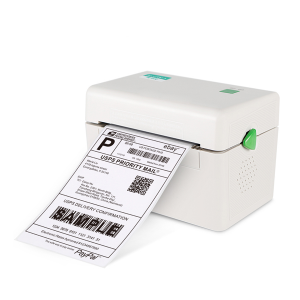 Soonmark SMK-M4 4″ 203dpi Direct Thermal Barcode Label Print – White