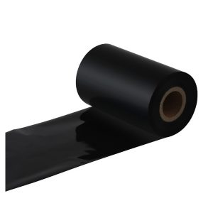80mm x 300m – 25mm Core Thermal Transfer Wax Ribbon