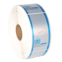 Self Adhesive Waterproof Caution Warning Labels