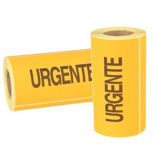 Self Adhesive Warning Label Stickers For Shipping/Packaging/Mailing